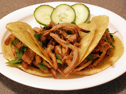 carnitas-plated