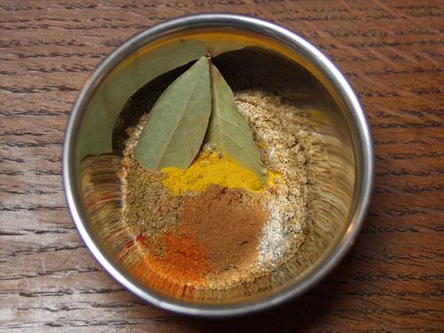 red-lentil-soup-spices