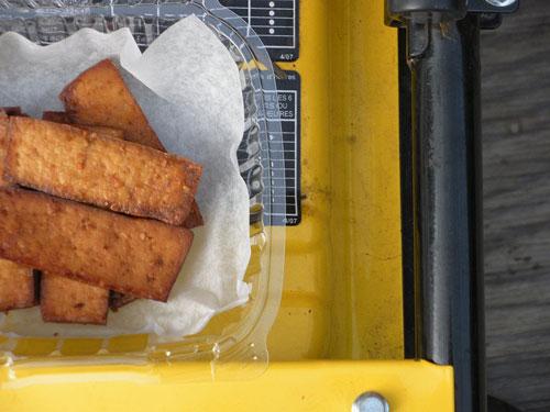 tofu-sticks-on-a-generator